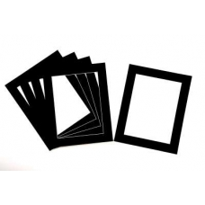 Pack of 5 Picture Mounts