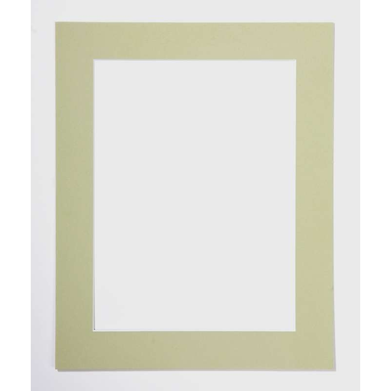 Light Green Single Picture Mount